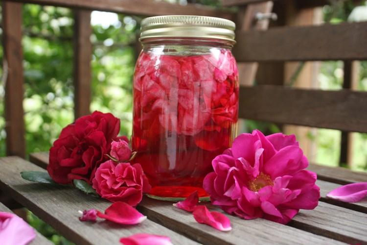 فوائد الورد الطائفي مجلة رجيم