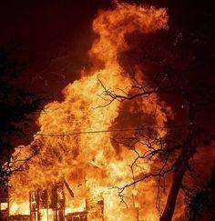 تفسير حلم الحريق في المنام