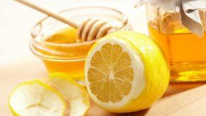 علاج البرص بالعسل والليمون .