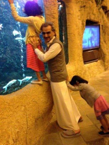 صور جنى و ماريا بنات الوليد بن طلال