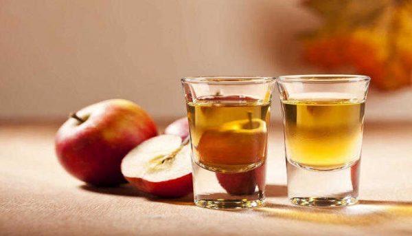 علاج الدوالي بخل التفاح مجلة رجيم
