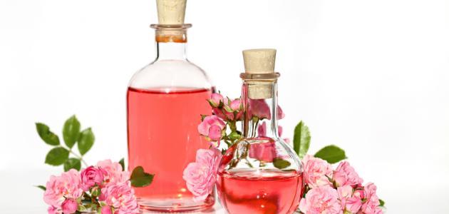 فوائد شرب ماء الورد