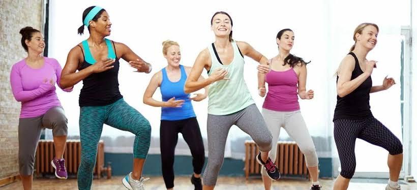 رقصات زومبا لحرق الدهون في الجسم مجلة رجيم