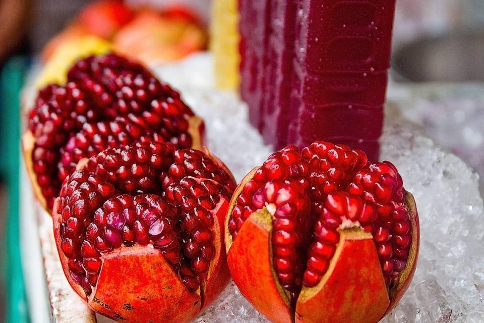 فوائد الرمان للدم وتعزيز المناعة ومكافحة مرضى السرطان