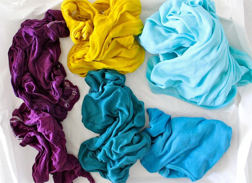 ألوان طبيعية
