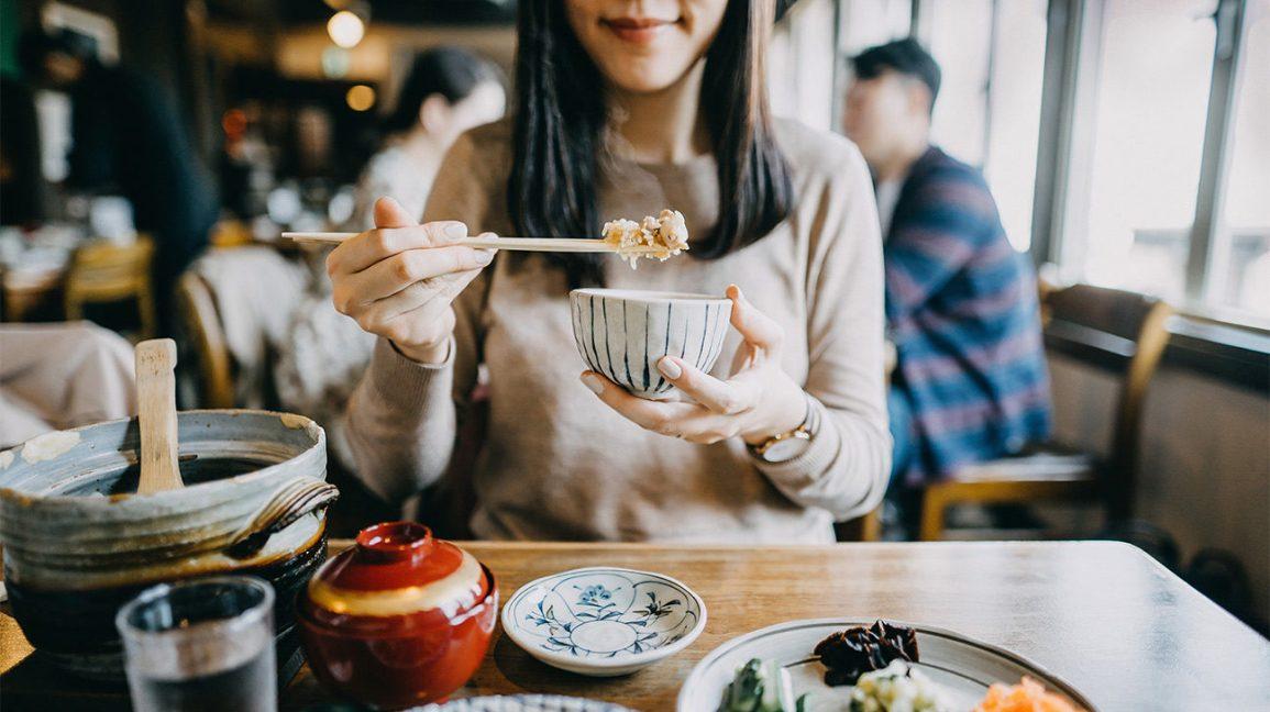 حمية أوكيناوا اليابانية لجسم متناسق