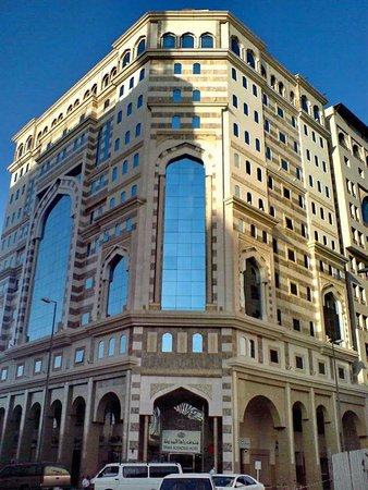 افضل فنادق في المدينة المنورة قريبة من المسجد النبوي .