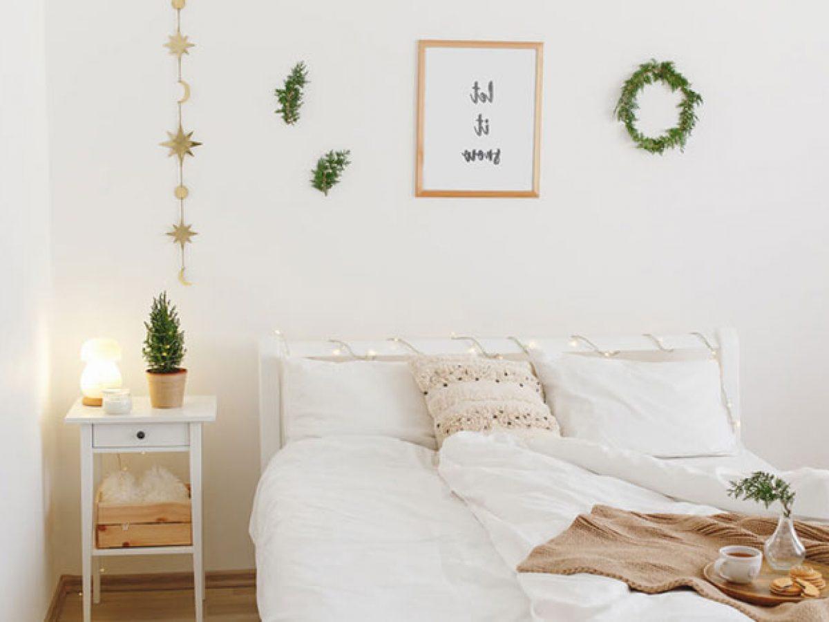 حيل بسيطة وغير مكلفة لجعل غرف النوم الصغيرة أكبر في المساحة