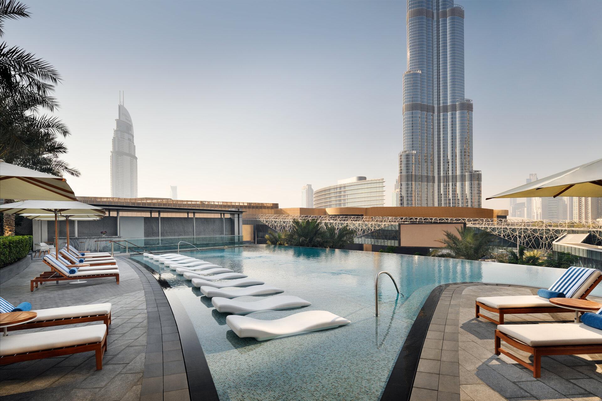 فنادق فخمة في دبي