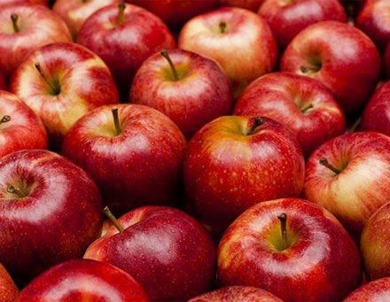 فوائد التفاح الاحمر و الاخضر .