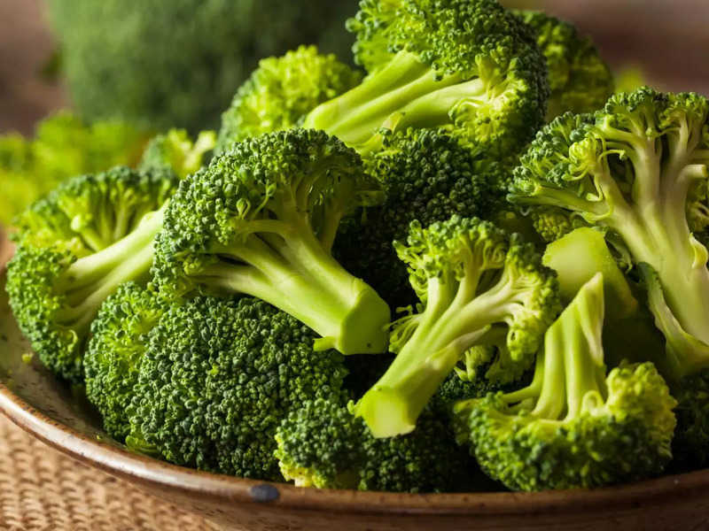 وصفة البروكلي لفقدان الوزن